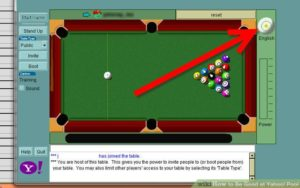 Yahoo-Messenger-Pool-Game