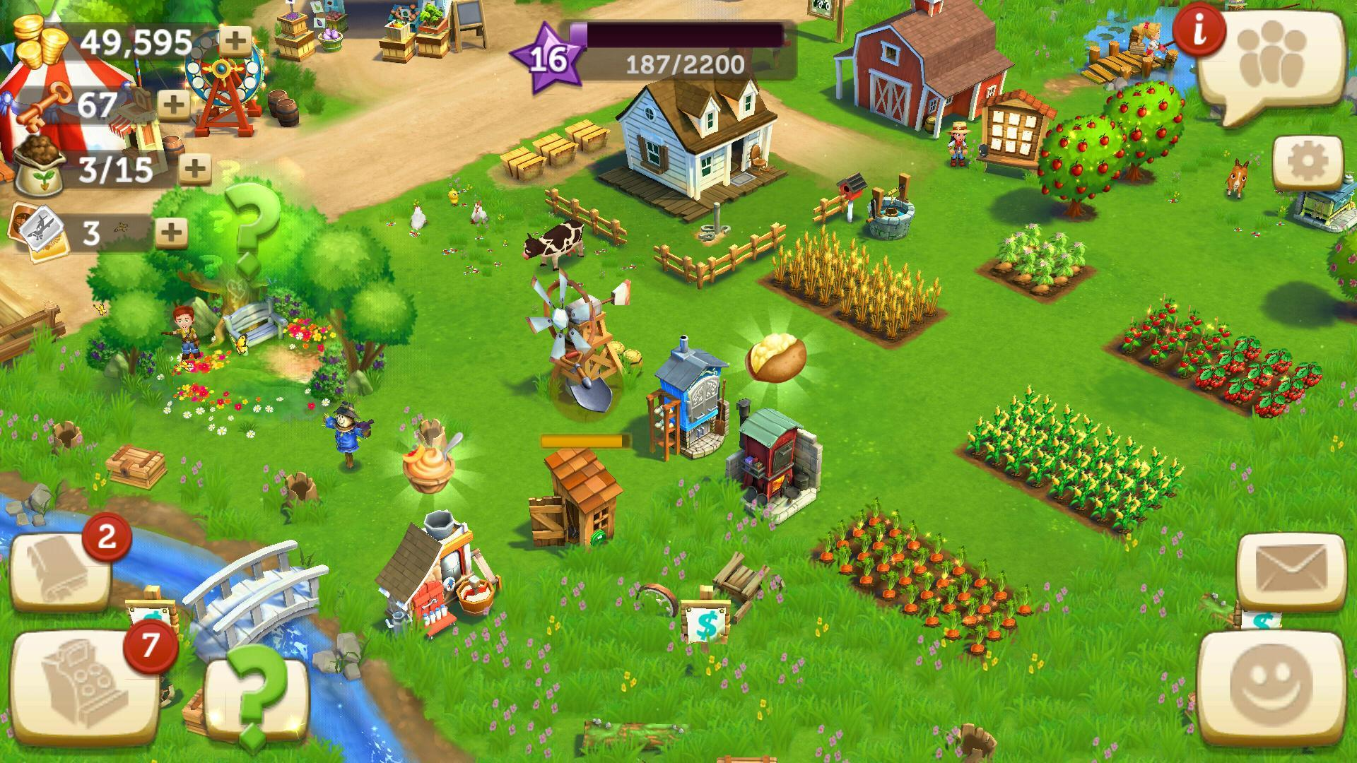 FarmVille 2: Country Escape - Apps on Google Play