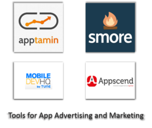 Tools for app Marketing
