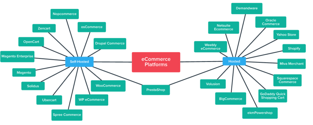 hosted-self-hosted-ecommerce-options
