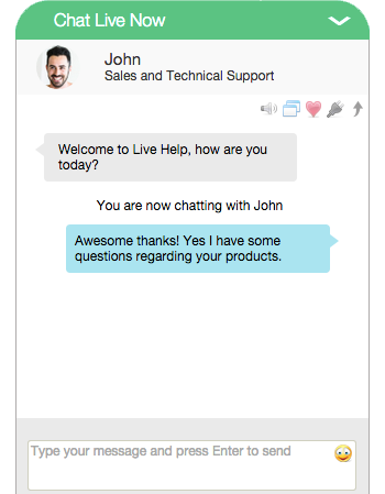 Live-Chat-Window