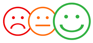 customer services smiley
