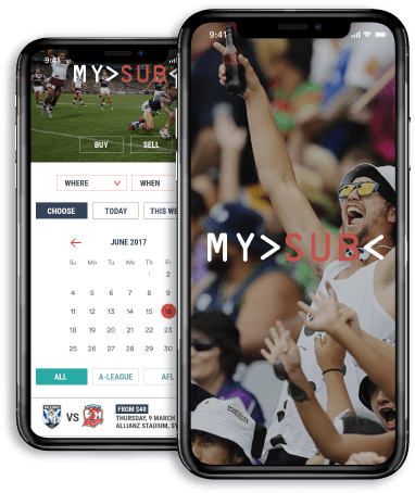 Sports Tournament Mobile App