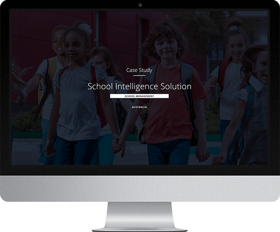 School Intelligence Solution