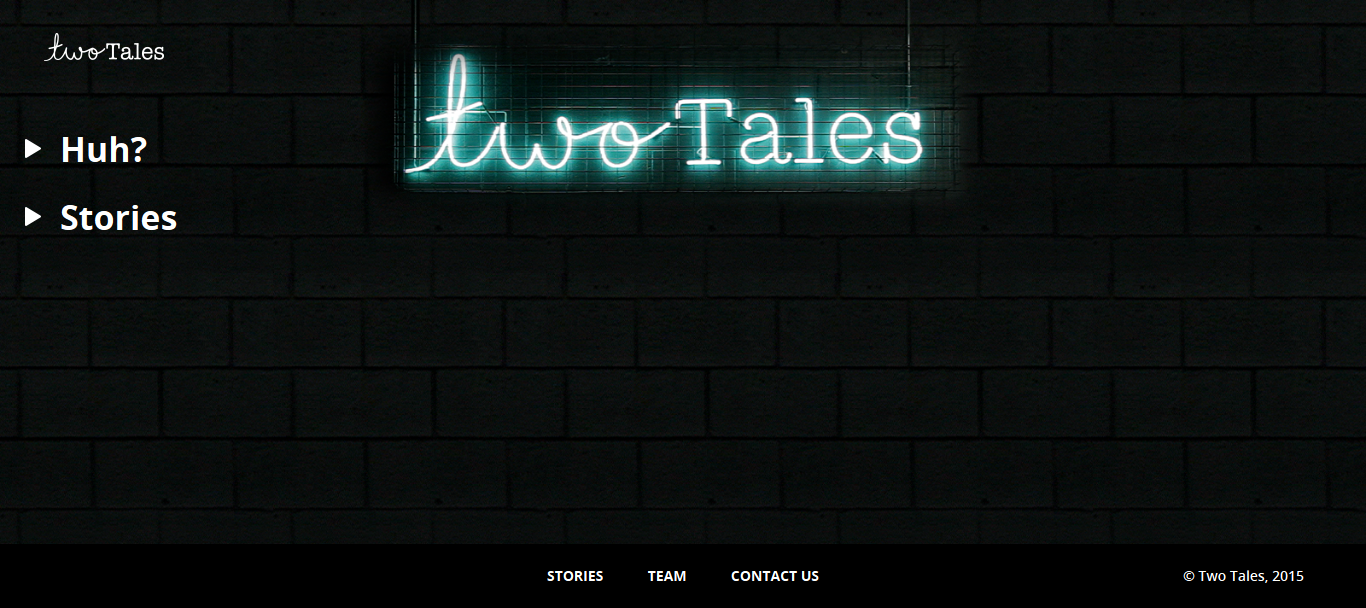 Two tales - Zealous Work