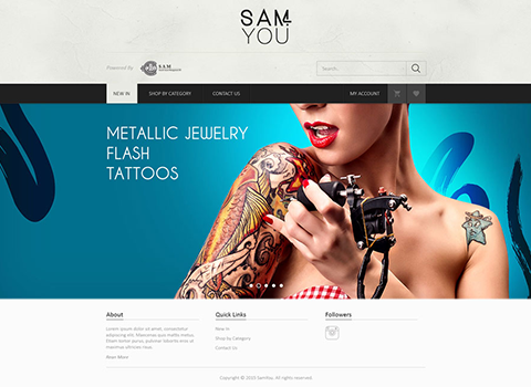 Sam 4 You - Zealous Portfolio