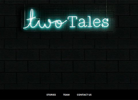 Two tales - Zealous Portfolio