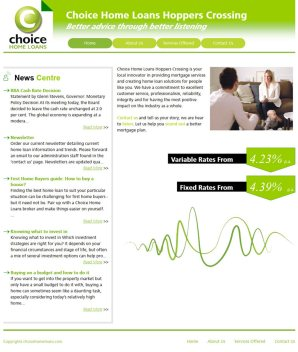 Choice Home loan - Zealous Portfolio