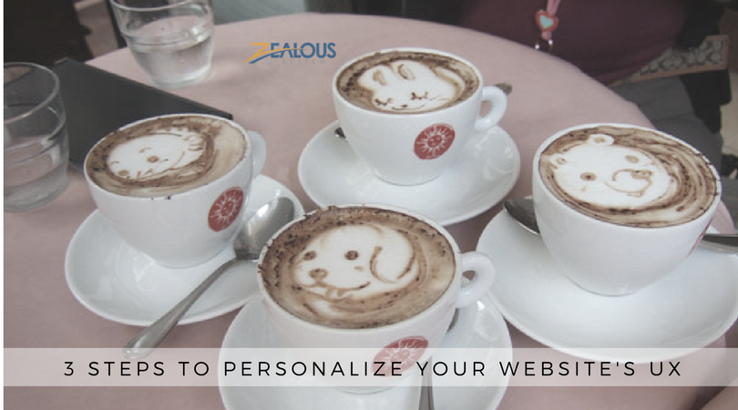 PersonalizeYour UserExperience