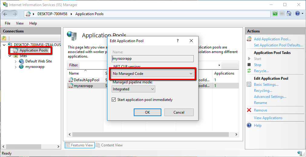 How to Deploy and Host ASP NET Core Application on Windows IIS/Server