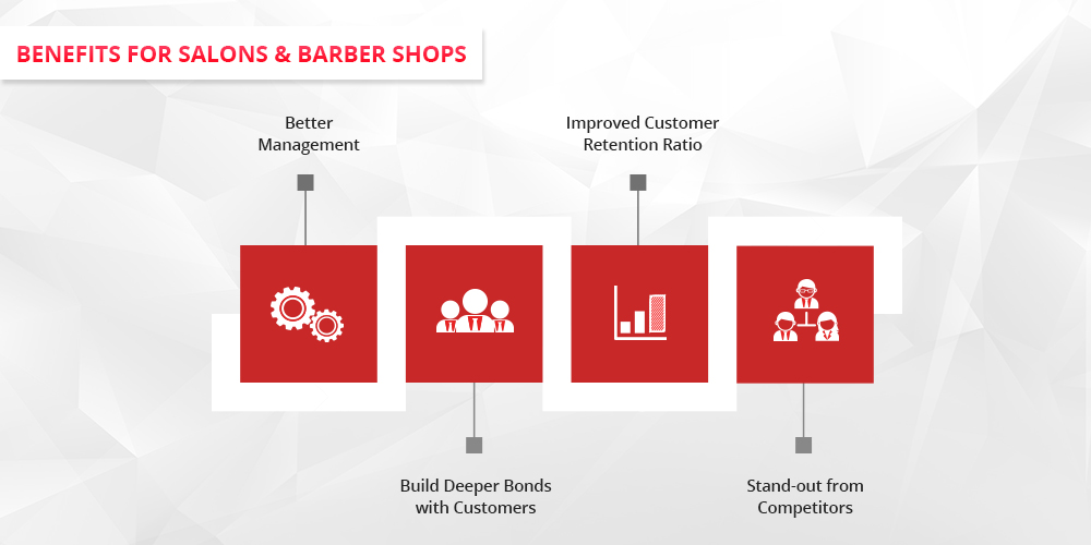 Benefits for Salons & Barbershops